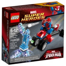 76014 SUPER HEROES Spider-Trike vs. Electro