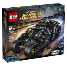 76023 SUPER HEROES The Tumbler