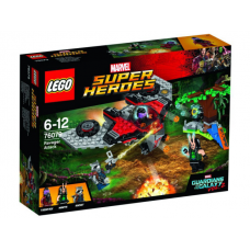 76079 SUPER HEROES Ravager Attack
