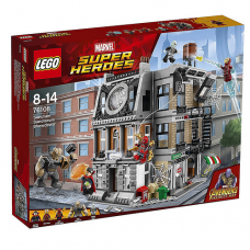 76108 SUPER HEROES The Sanctum Sanctorum Showdown