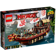 70618 THE NINJAGO MOVIE Destiny's Bounty