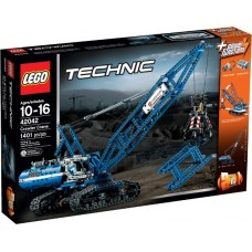 42042 TECHNIC Crawler Crane