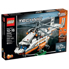 42052 TECHNIC Heavy Lift Helicopter