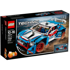 42077 TECHNIC Rally Car