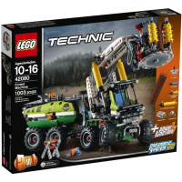 42080 TECHNIC Forest Machine