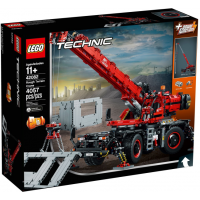 42082 TECHNIC Rough Terrain Crane