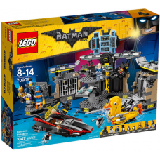70909 TLBM Batcave Break-In