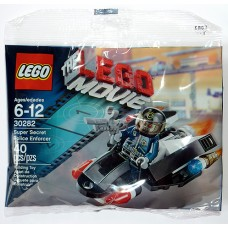 30282 THE LEGO MOVIE Super Secret Police Enforcer polybag