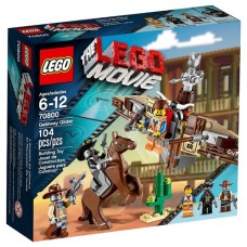 70800 THE LEGO MOVIE Getaway Glider