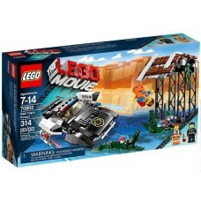 70802 THE LEGO MOVIE Bad Cops Pursuit
