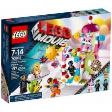 70803 THE LEGO MOVIE Cloud Cuckoo Palace