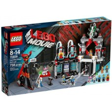 70809 THE LEGO MOVIE Lord Business Evil Lair