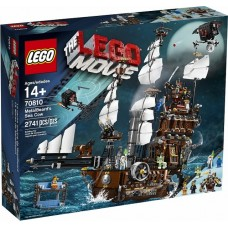 70810 THE LEGO MOVIE MetalBeards Sea Cow