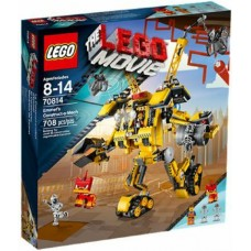70814 THE LEGO MOVIE Emmets Construct - o - Mech