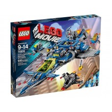70816 THE LEGO MOVIE Bennys Spaceship, Spaceship, SPACESHIP!
