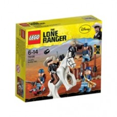 79106 THE LONE RANGER Cavalry Builder Set