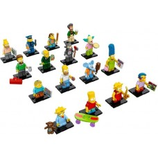 71005 THE SIMPSONS Minifigure Series 1
