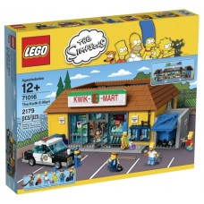 71016 THE SIMPSONS The Kwik-E-Mart