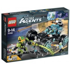 70169 ULTRA AGENTS Agent Stealth Patrol