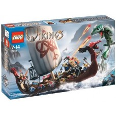 7018 VIKING Viking Ship Challenges The Midgard Serpent