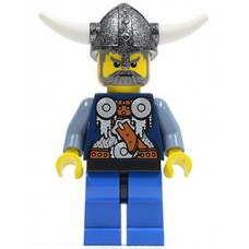 vik004 Viking Warrior 2d
